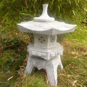 Lanterns & Oriental Garden